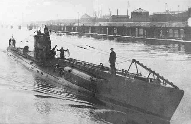 """Résultat de recherche d'images pour """"sous marin allemand 14 18"""""""
